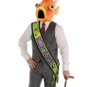 Satin sash, Funniest costume