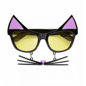 Kattebriller m/bart