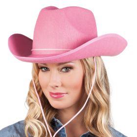 Cowboyhatt Rodeo Rosa