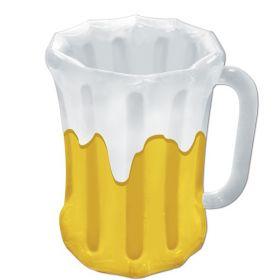 Oppblåsbart ølkrus, cooler