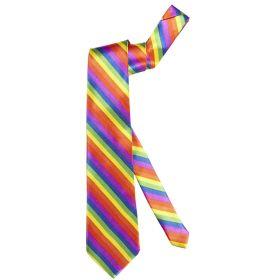 Regnbuefarget slips