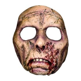 Hjerneløs Zombiemaske