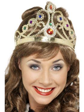 Dronningkrone, regulerbar