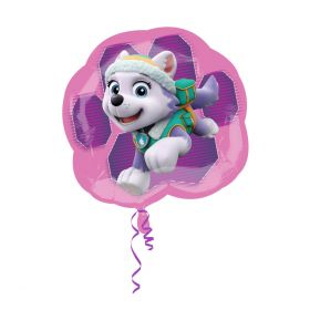 Folieballong Supershape, Paw Patrol Skye & Everest