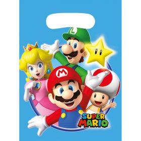 Godteposer Super Mario 8 Stk