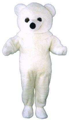 Isbjørn maskot
