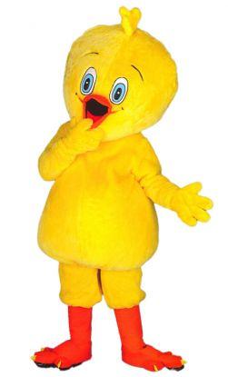 Tweety Pip maskot