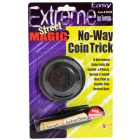 Trolleri, Coin trick
