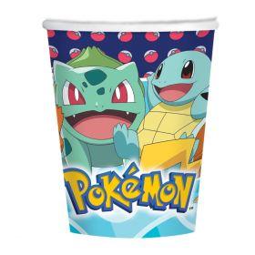 Pappkrus Pokemon, 8 stk