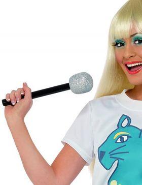 Glittermikrofon