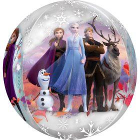 Folieballong Sirkel, Frost 2