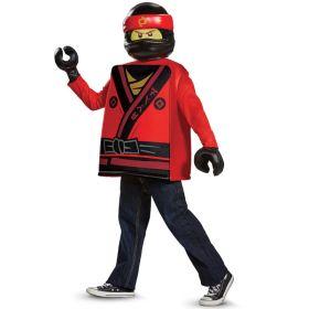 Kai Lego Ninjago film barnekostyme