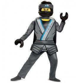 Ninjago Nya Lego barnekostyme