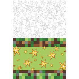 TNT Minecraft Plastduk, 137 x 243 cm