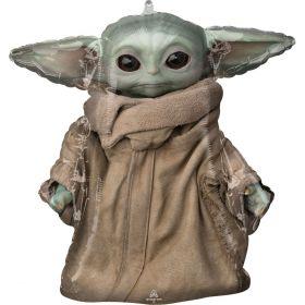 Folieballong Supershape, Star Wars Baby Yoda