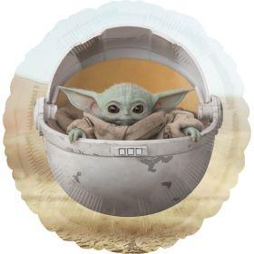 Folieballong, Star Wars Baby Yoda