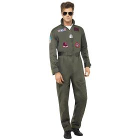 Top Gun kostyme Deluxe