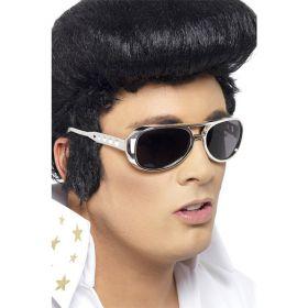Elvis briller, sølv