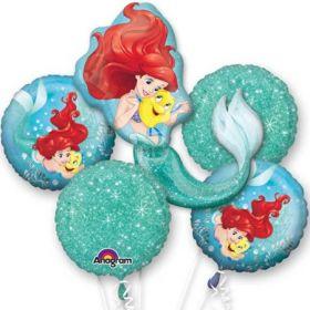 Ballongbukett Ariel