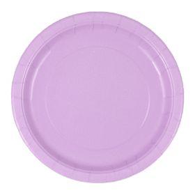 Lavendel tallerkener, 16 stk.