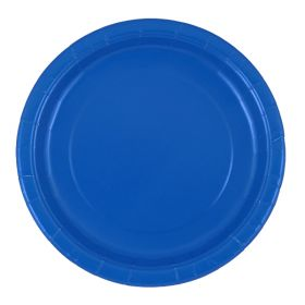 Blå tallerkener, 16 stk