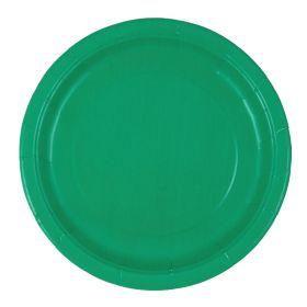 Grønne tallerkener, 16 stk