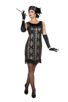 Great Gatsby 20-talls kostyme