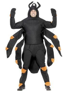 Edderkopp kostyme