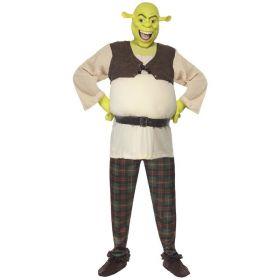 Shrek kostyme