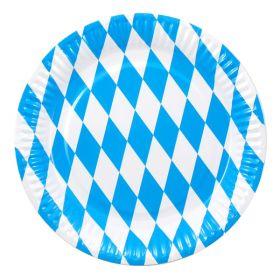 Bavaria, 8 tallerkener