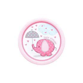 Umbrellaphants Pink, 8 asjetter