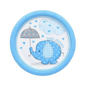 Umbrellaphants Blue, 8 asjetter