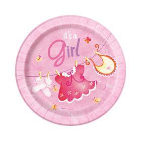 Baby Pink Clothesline, 8 Asjetter