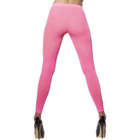 Neon rosa strømpebukse