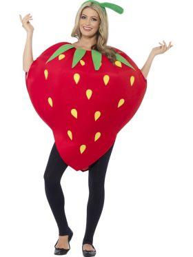 Jordbær-kostyme