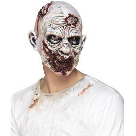 Zombie lateksmaske