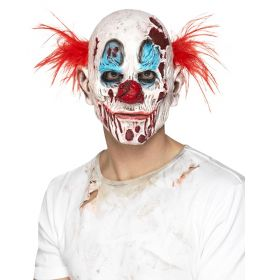 Zombie klovnemaske