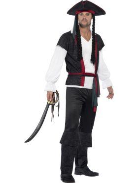 Aye Aye Piratkostyme