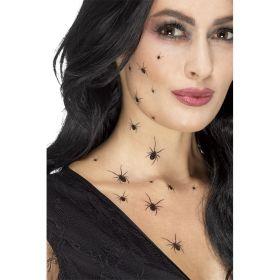 Bilde av edderkopp tatoveringer.