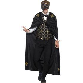 Gotisk phantom kostyme