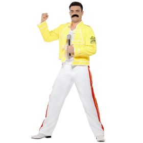 Freddy Mercury kostyme