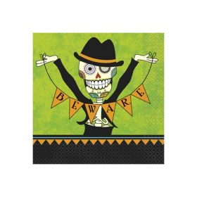 Day of the Dead, 16 servietter