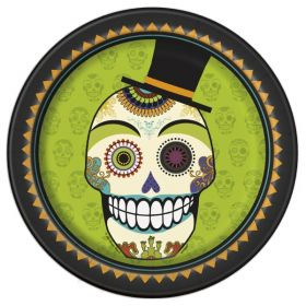 Day of the Dead, 8 tallerkener