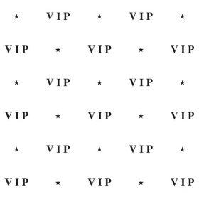 Veggdekorasjon, VIP Backdrop