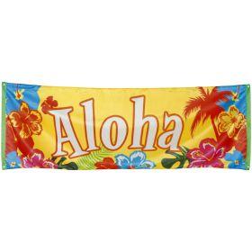Aloha Hawaii Banner