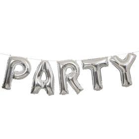Party Folieballong banner