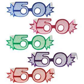 Pappbriller - 50 år