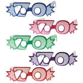 Pappbriller - 70 år