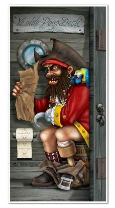Dørdekorasjon, Pirate Loo