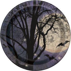 Spooky Night, 8 tallerkener